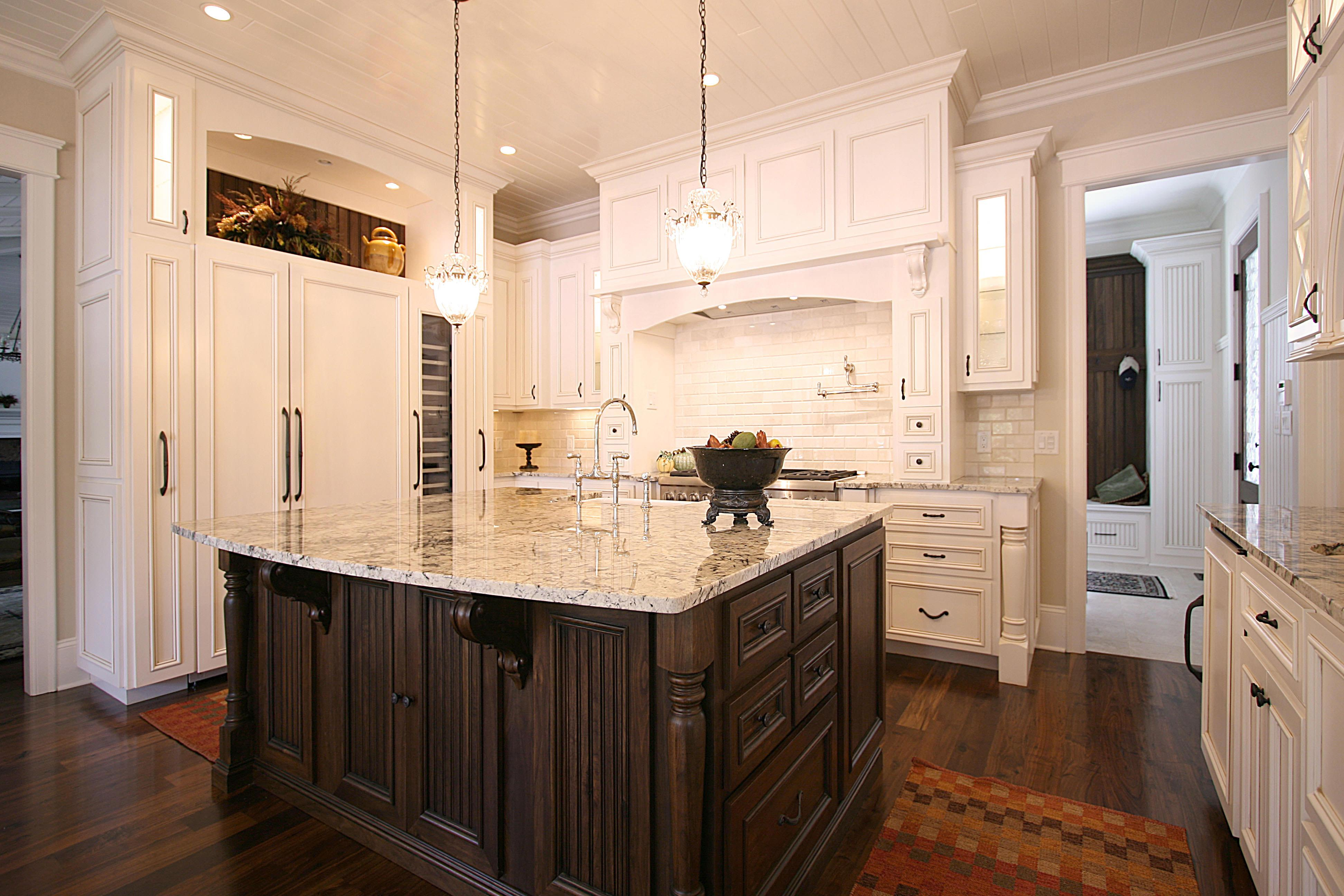Classic White Cabinetry Project 4 Walker Woodworking