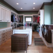 Custom laundry room