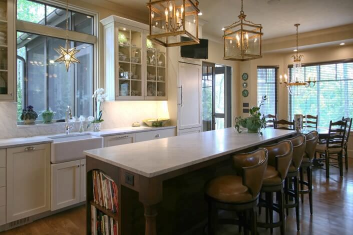 custom cabinets, kitchen design ideas